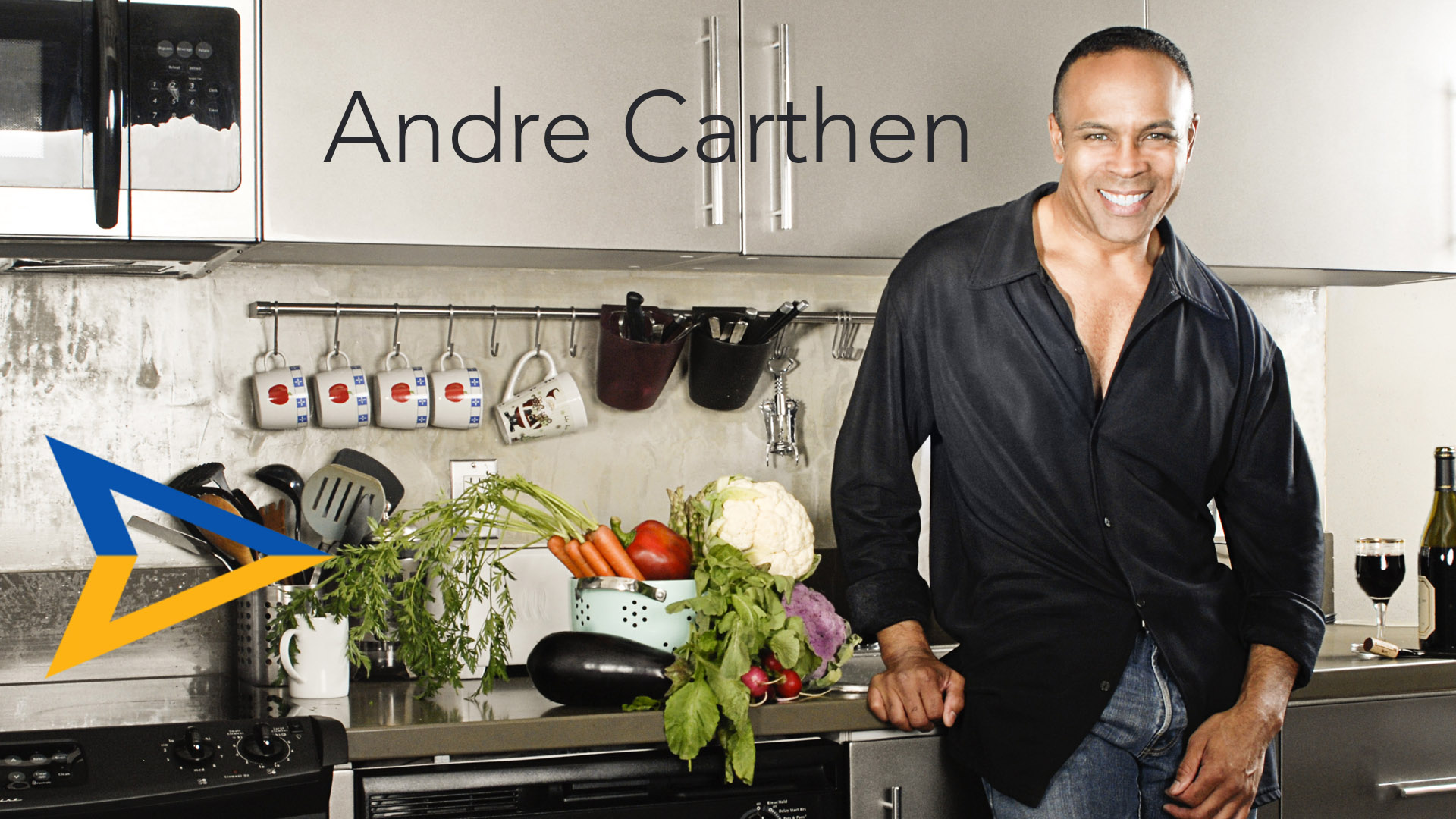Chef Andre Carthen