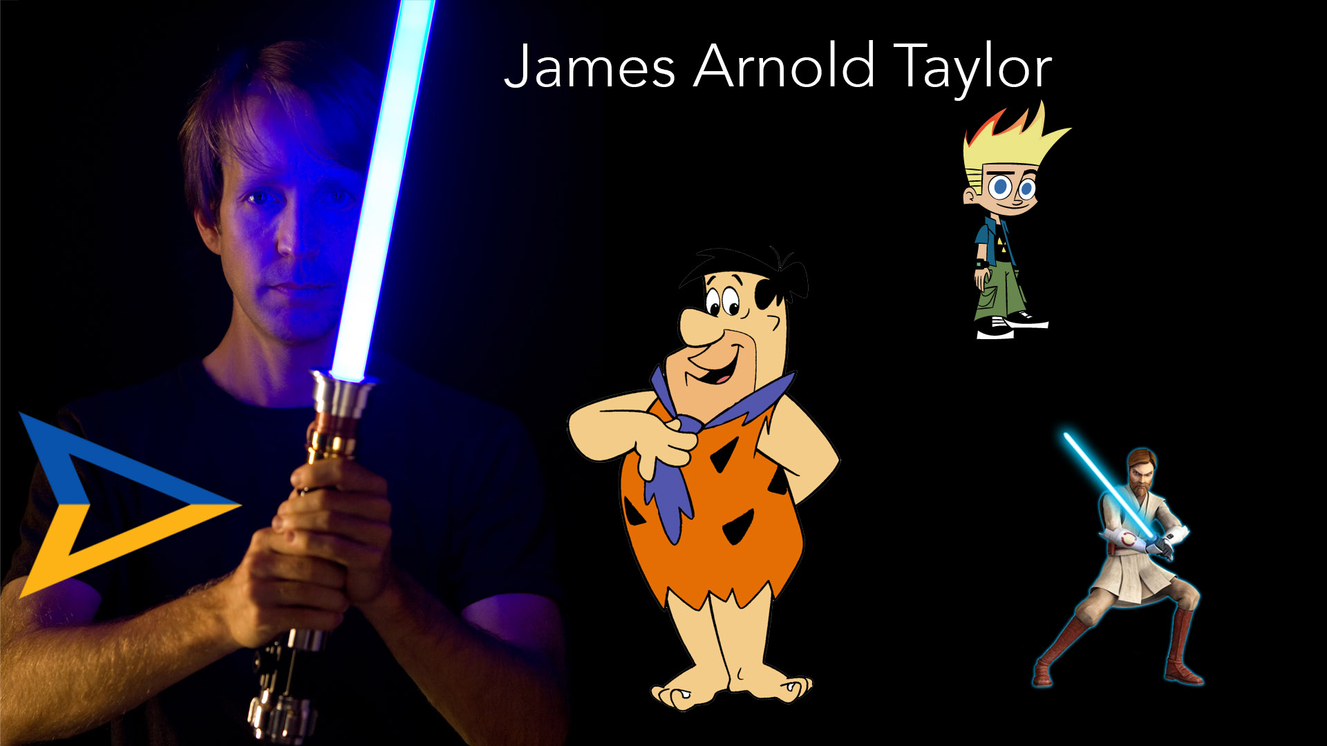 Listen To The Voices with James Arnold Taylor