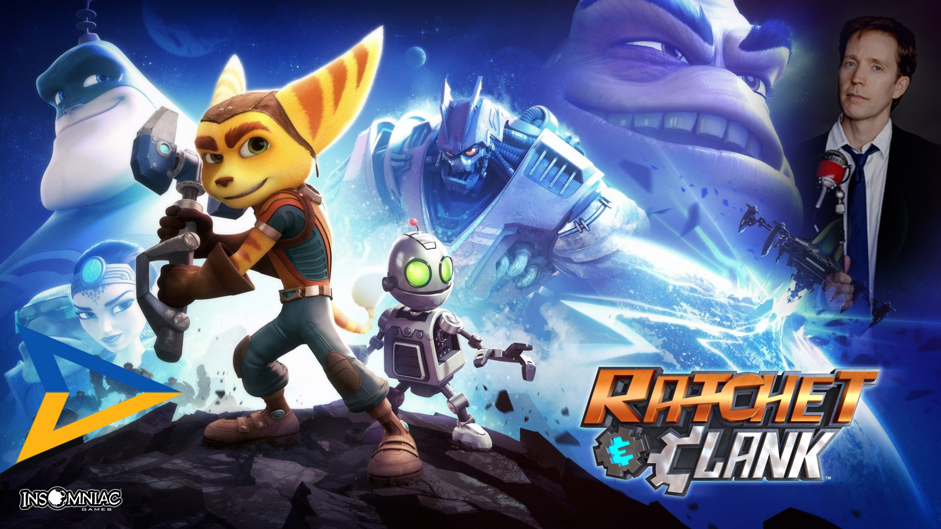 Ratchet & Clank the Movie – IYB2015023