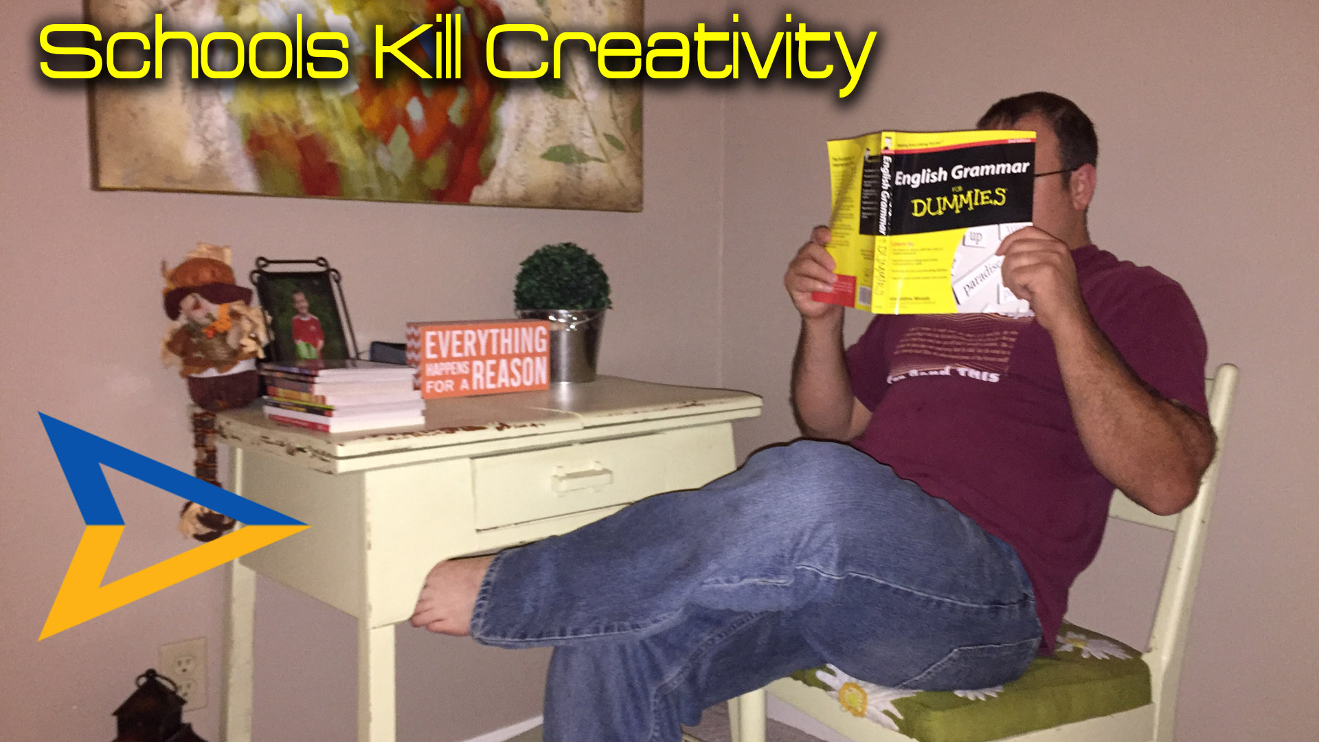 Schools Kill Creativity – IYB2015020
