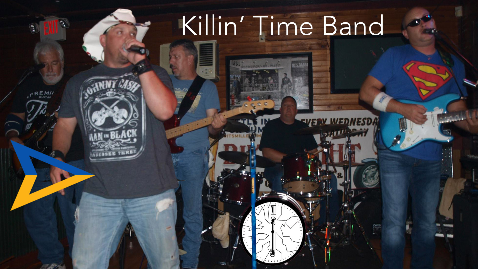 The Killin' Time Band – IYB2015015