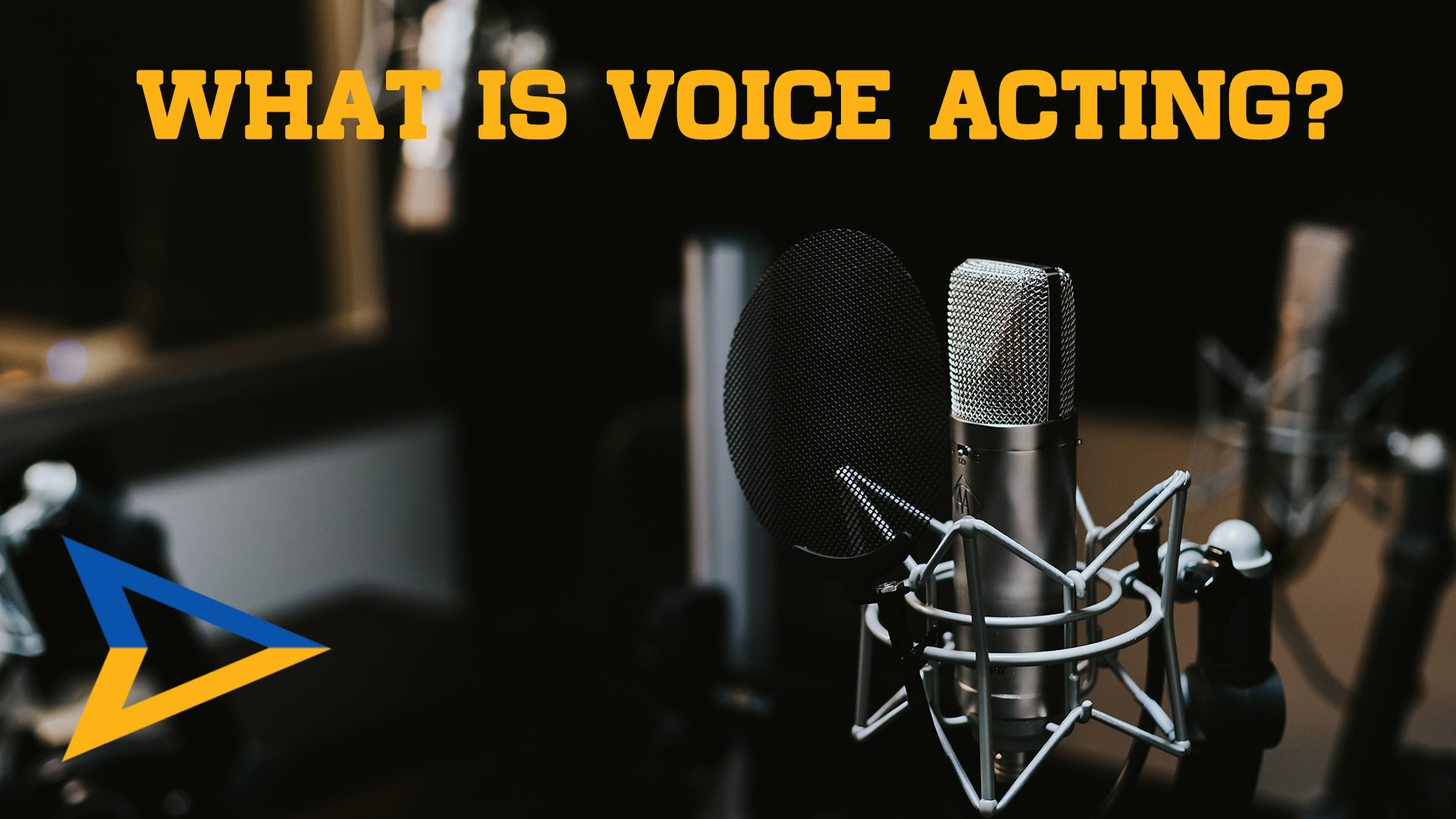 Voice Acting – IYBMB2018003