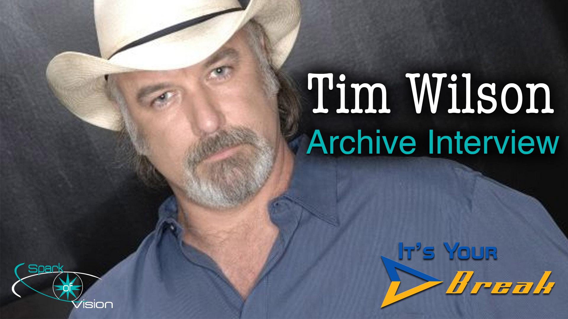 IYB – Tim Wilson – Archive Interview